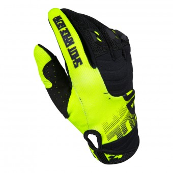 Cross Handschuhe SHOT Contact Venom Yellow