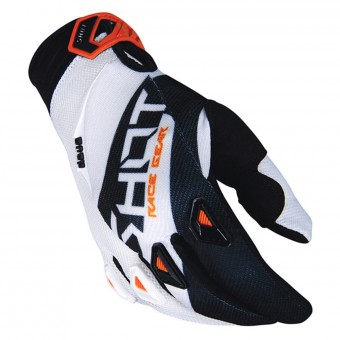 Cross Handschuhe SHOT Devo Alert Orange