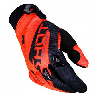 Cross Handschuhe SHOT Devo Alert Orange Black