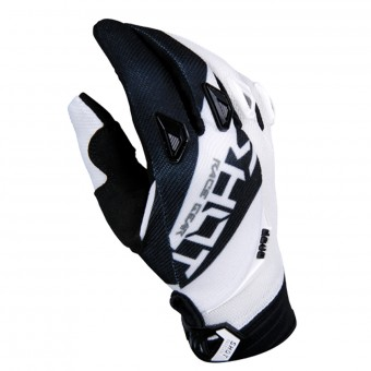 Cross Handschuhe SHOT Devo Alert White Black