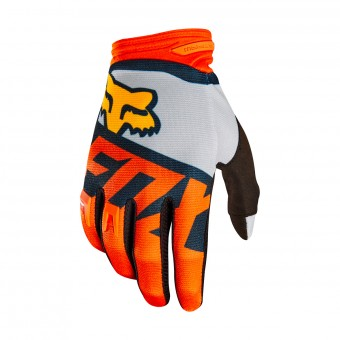 Cross Handschuhe FOX Dirtpaw Sayak Orange 009