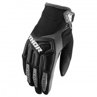Cross Handschuhe Thor Spectrum Black Grey