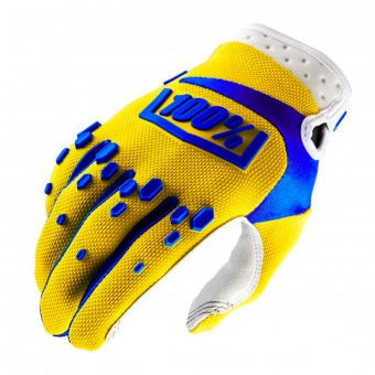 Cross Handschuhe 100% Airmatic Yellow