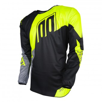 Cross Trikot SHOT Devo Alert Neon Yellow