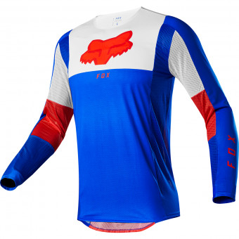 Cross Trikot FOX Airline Pilr Blue Red