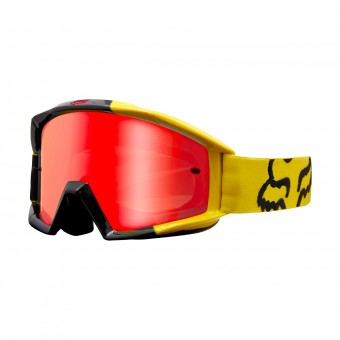 Crossbrille FOX Main Master Yellow 005