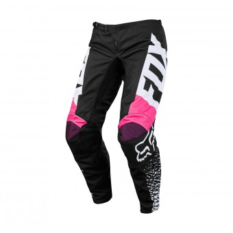 Cross Hose FOX 180 Girls Black Pink Pant 285