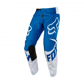 Cross Hose FOX 180 Race Blue White Pant 002