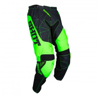 Cross Hose SHOT Contact Infinite Neon Green Pant