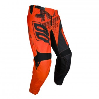 Cross Hose SHOT Contact Venom Neon Orange Pant
