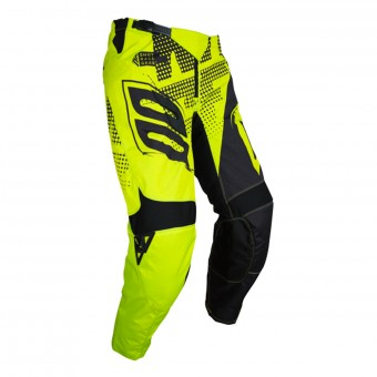 Cross Hose SHOT Contact Venom Neon Yellow Pant