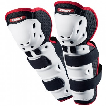 Cross Knieprotektoren Kenny Knee Guards White
