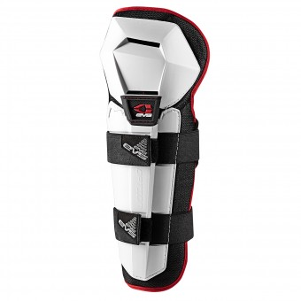 Cross Knieprotektoren EVS Knee/Shin Protection Option White