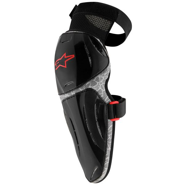 Cross Knieprotektoren Alpinestars Vapor Pro Knee Black Grey - Kinder