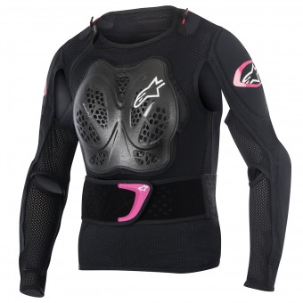 Brustpanzer Alpinestars Stella Bionic Black Purple