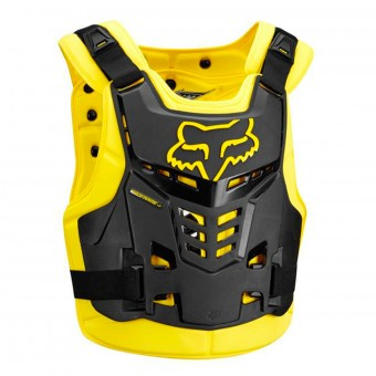 Brustpanzer FOX Proframe LC Roost Deflector CE Black Yellow
