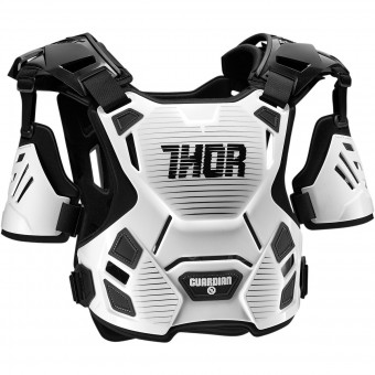 Brustpanzer Thor Guardian White Black