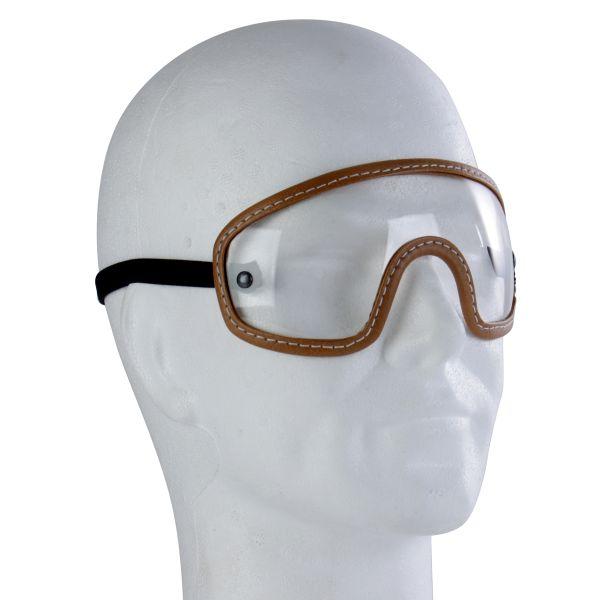 Motorradbrillen  HARISSON Inner Goggle Brown