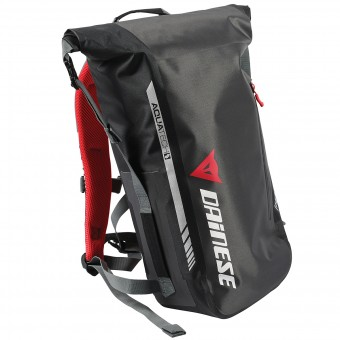 Motorrad-Rucksack Dainese D-Elements Backpack Black
