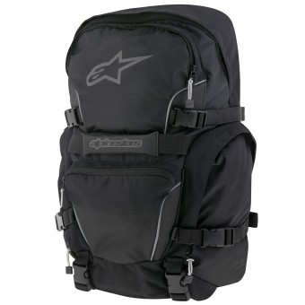 Motorrad-Rucksack Alpinestars Force Backpack 25 Black
