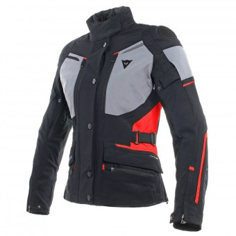 Motorradweste Dainese Carve Master 2 Lady Gore-Tex Black Frost Grey