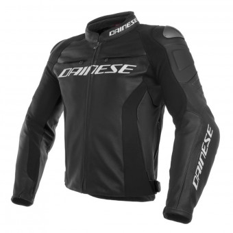 Motorradjacke Dainese Racing 3 Perforated Black