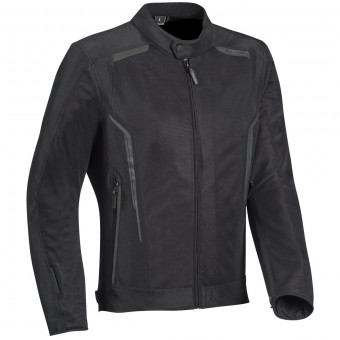 Motorradjacke Ixon Cool Air Black