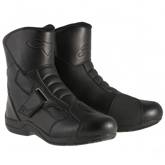 Motorradstiefel Alpinestars Ridge Waterproof Black
