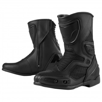 Motorradstiefel ICON Overlord Women Boot Stealth
