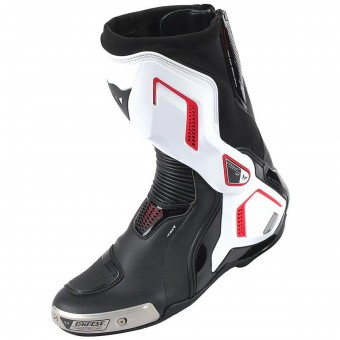 Motorradstiefel Dainese Torque D1 Out Lady Black White Red