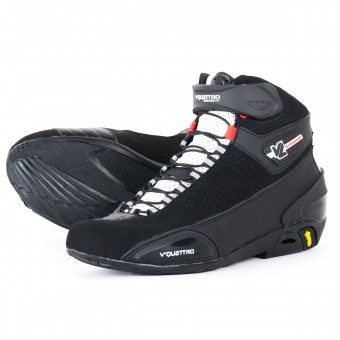 Motorradschuhe V'Quattro Supersport Vented Black
