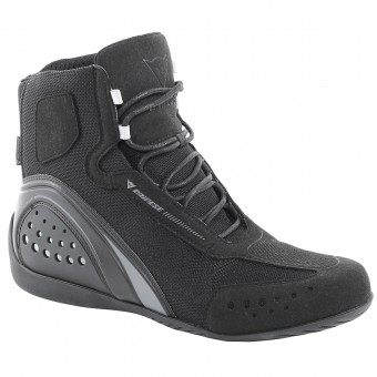 Motorradschuhe Dainese Motorshoe Lady D-WP Black Anthracite