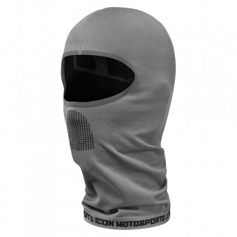 Motorrad-Balaclava  ICON Performance Balaclava Charcoal