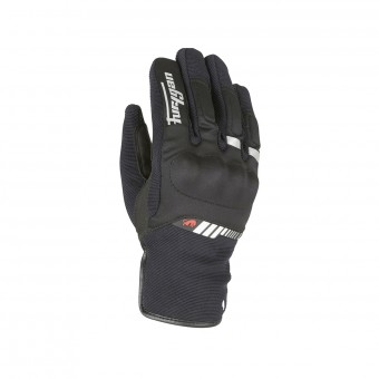 Motorradhandschuhe Furygan Jet All Season Kid Black White