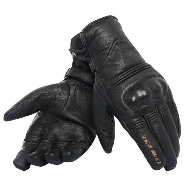Motorradhandschuhe Dainese Corbin Air Unisex Black