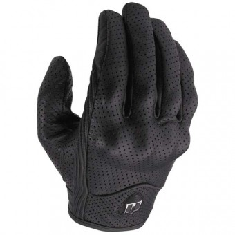 Motorradhandschuhe ICON Pursuit Black Mesh