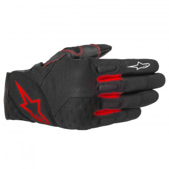 Motorradhandschuhe Alpinestars Kinetic Black Red