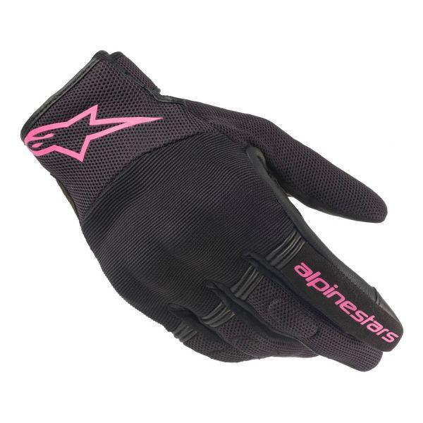 Motorradhandschuhe Alpinestars Stella Copper Glove Black Fuchsia
