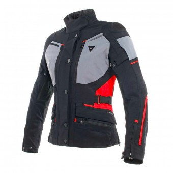 Motorradweste Dainese Carve Master 2 Gore-Tex Black Frost Grey