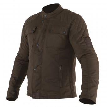 Motorradjacke Overlap Phil 2 Brown