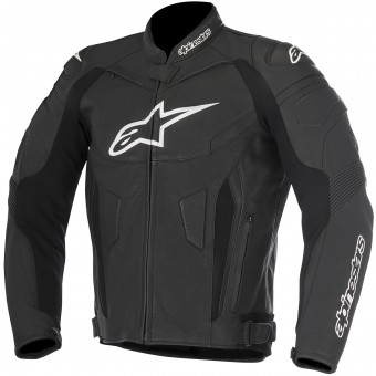 Motorradjacke Alpinestars GP Plus R V2 Black