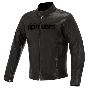 Motorradjacke Alpinestars Huntsman Leather Jacket
