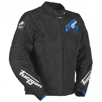 Motorradjacke Furygan Hurricane Black Blue