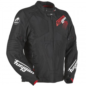 Motorradjacke Furygan Hurricane Black Red