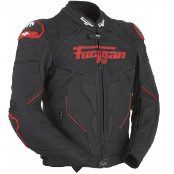 Motorradjacke Furygan Raptor Black Red