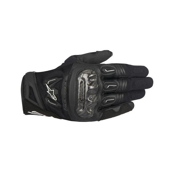 Motorradhandschuhe Alpinestars SMX-2 Air Carbon V2 Black