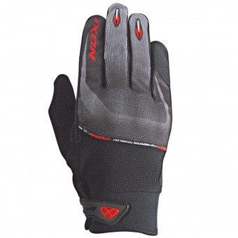 Motorradhandschuhe Ixon RS Lift HP Black Grey Red