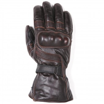 Motorradhandschuhe Helstons Titan Leather Brown