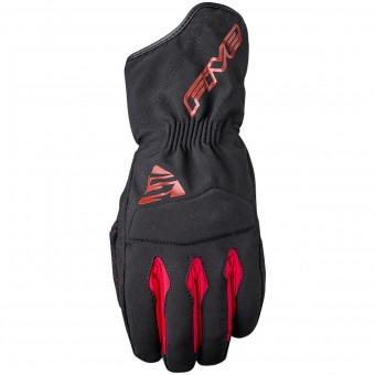 Motorradhandschuhe Five WFX3 WP Black Red