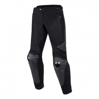 Motorradhose Dainese Mig Leather Pants Black
